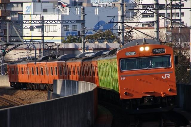 「103系がうるさいから変えろ」とまさかの国から名指しで批判されるJR西日本