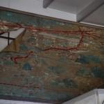 南海汐見橋駅の「伝説の路線案内」が撤去されていた