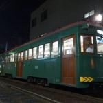 【阪堺】恵美須町~浜寺駅にて161号車による臨時列車を運行