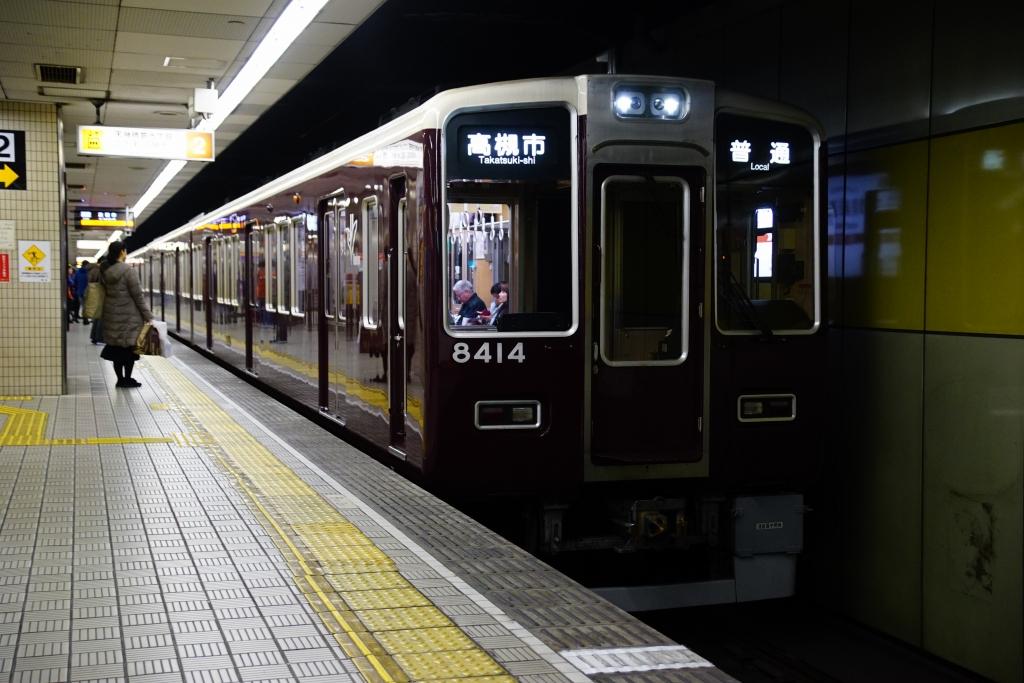 阪急8300系はケイマン諸島の会社からリースされていた
