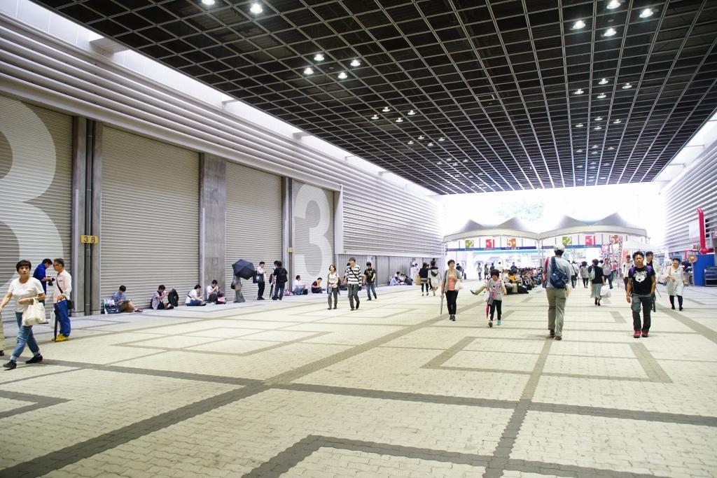 大阪の同人誌即売会「こみトレ」での損益分岐点は