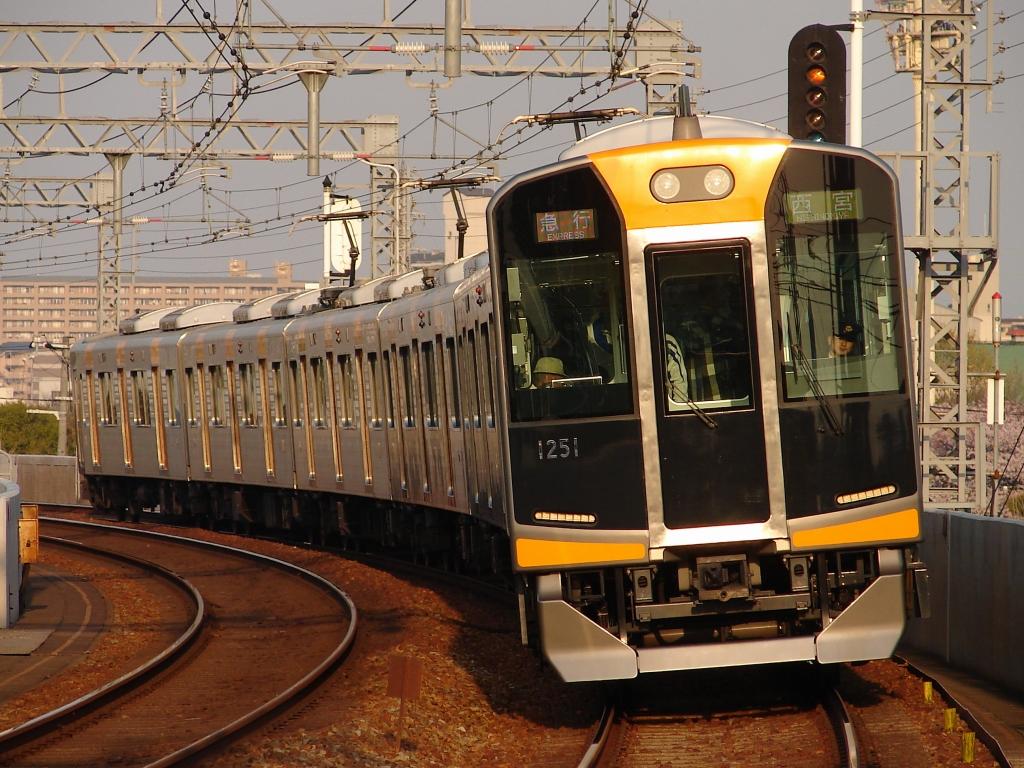 私鉄に狭軌が多い理由と、あくまで合理的な阪神電鉄