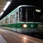 【撮影記録】神戸市営地下鉄を楽しんできました