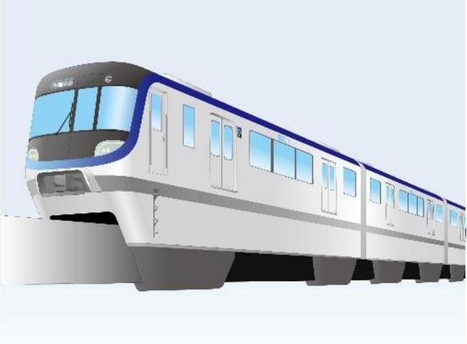【大阪モノレール】新型車両投入を発表。2018年度より