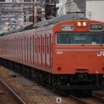 【速報】大阪環状線の103系、10月に引退へ