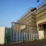 2018年に開業する、おおさか東線の「衣摺加美北」駅に行ってきました