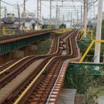 【画像12枚】南海本線 樽井~尾崎間の陥没区間「男里川橋梁」と事故の現状