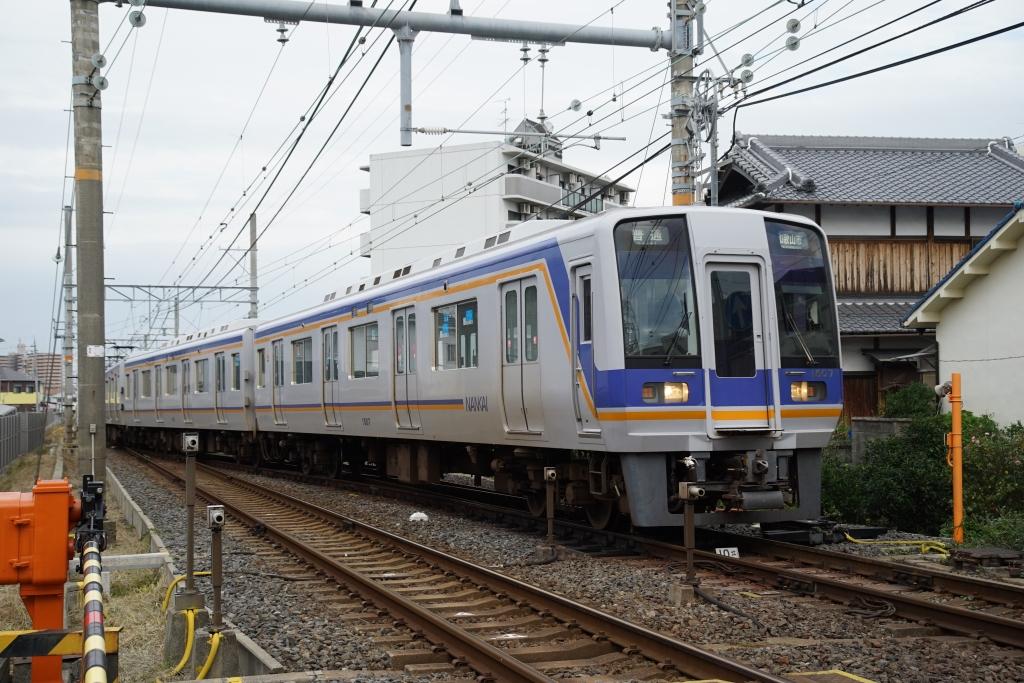 【南海】樽井~尾崎間、応急的に単線運転で復帰か?