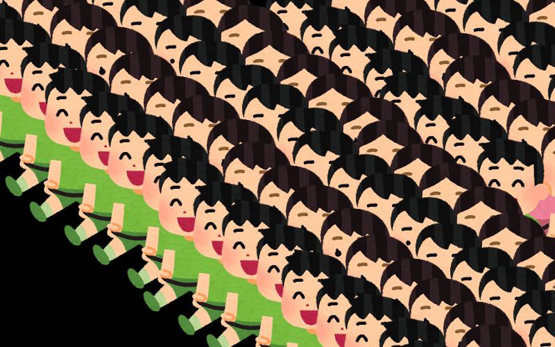 スパム投稿ばかり繰り返す「でんしゃbot」を1025人以上一斉ブロック出来るリストを作りました