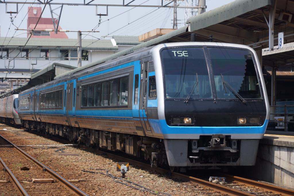 【JR四国】2000系プロトタイプ「TSE」、3/17をもって定期運行終了へ