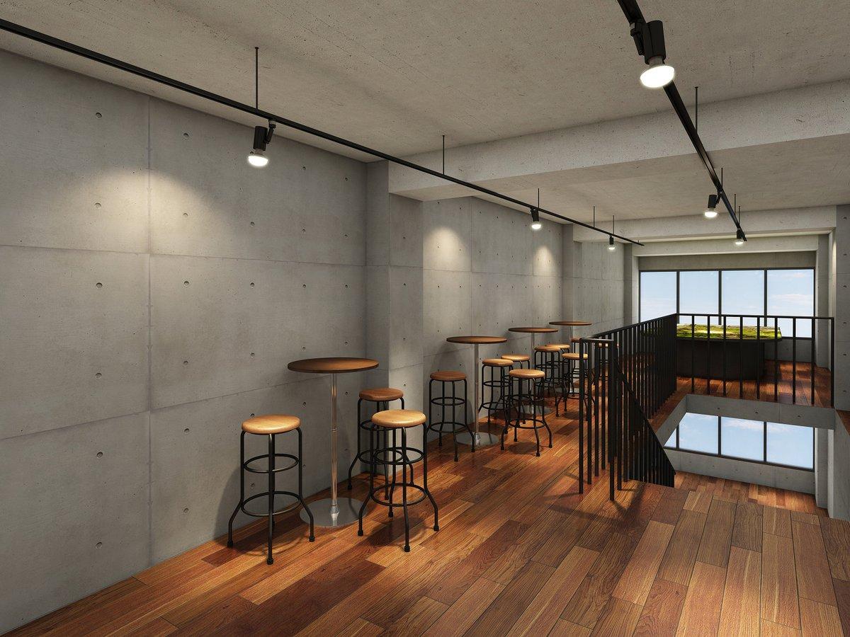 「Cafe&Bar ジオラマ103」が恵美須町に7月オープン予定…クラウドファンディングを開始