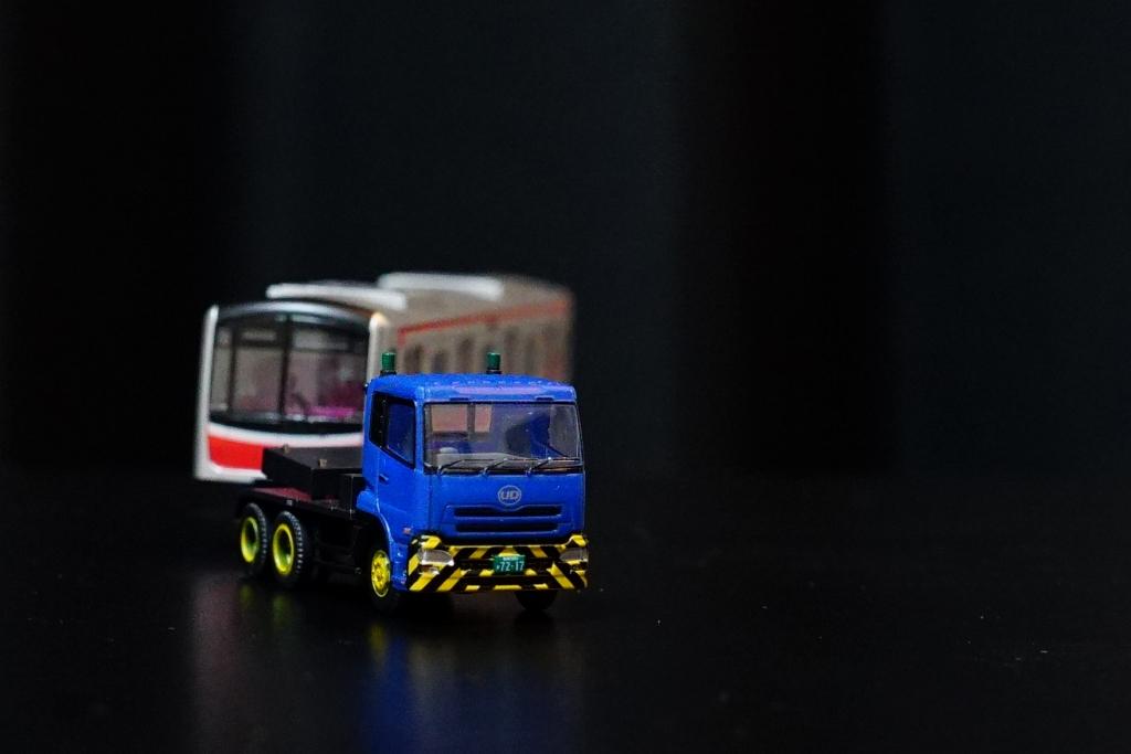 【レビュー】TOMIX「鉄道車両陸送セットB」で御堂筋線の陸送を再現!