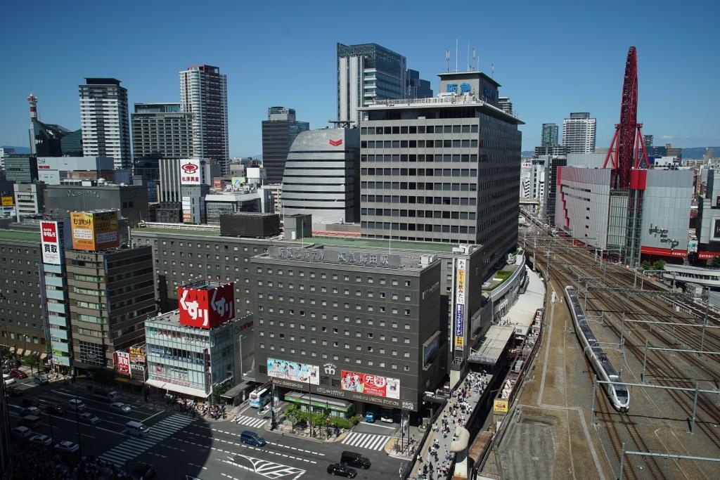 【阪急阪神HD】梅田駅ビル・新阪急ホテルの建て替えを2022年以降に検討へ
