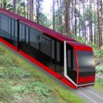 【南海】新型高野山ケーブル(4代目)のデザインを公開!2019年3月より運行開始