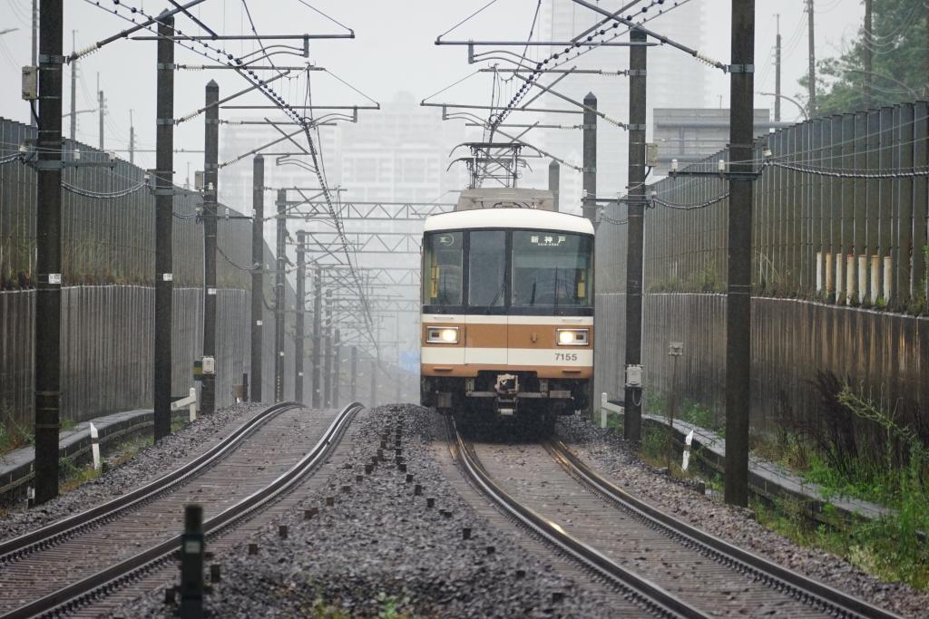 北神急行車の廃車発生?神戸市交通局が2021年度の予算発表