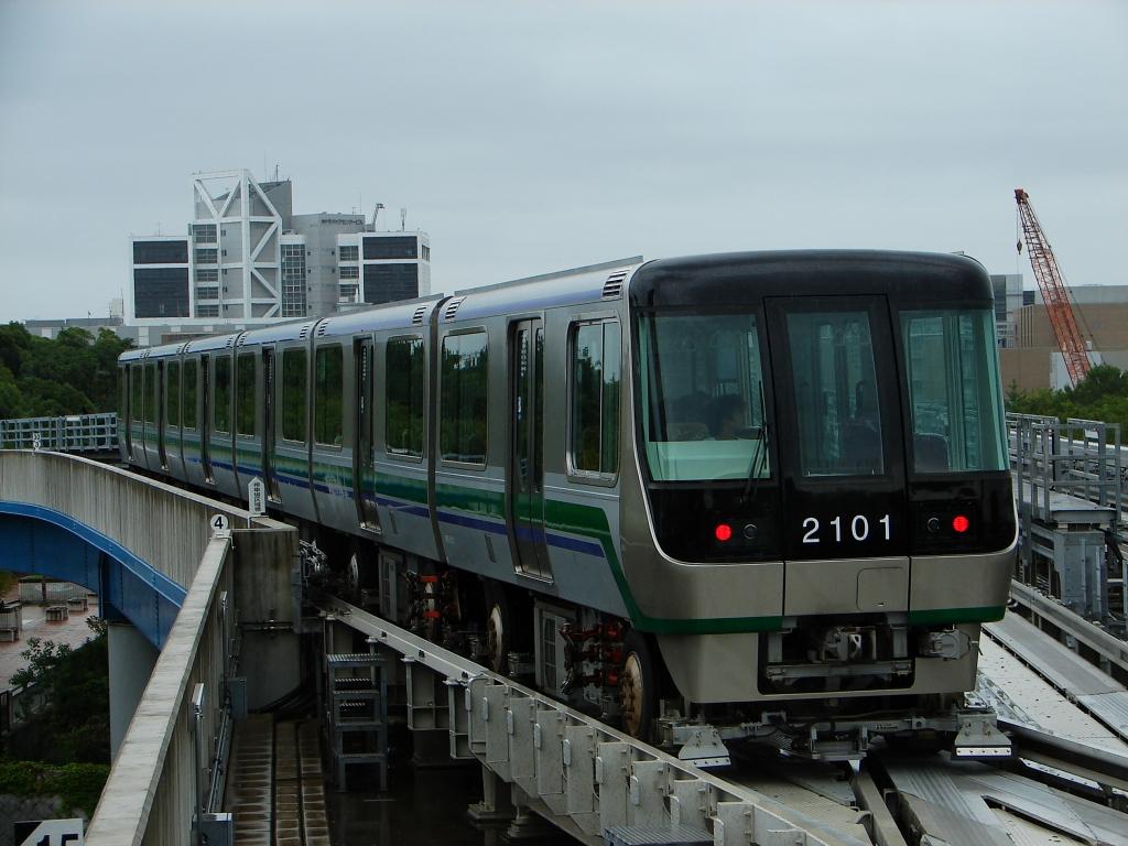 【今日の記念日】2月2日:神戸ポートライナー2000型、デビュー!