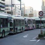 「バスで渋滞している」 2018年の京都駅前のバス事情を見てきました