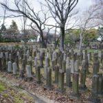 【記録写真】老朽化している真田山陸軍墓地を見てきました