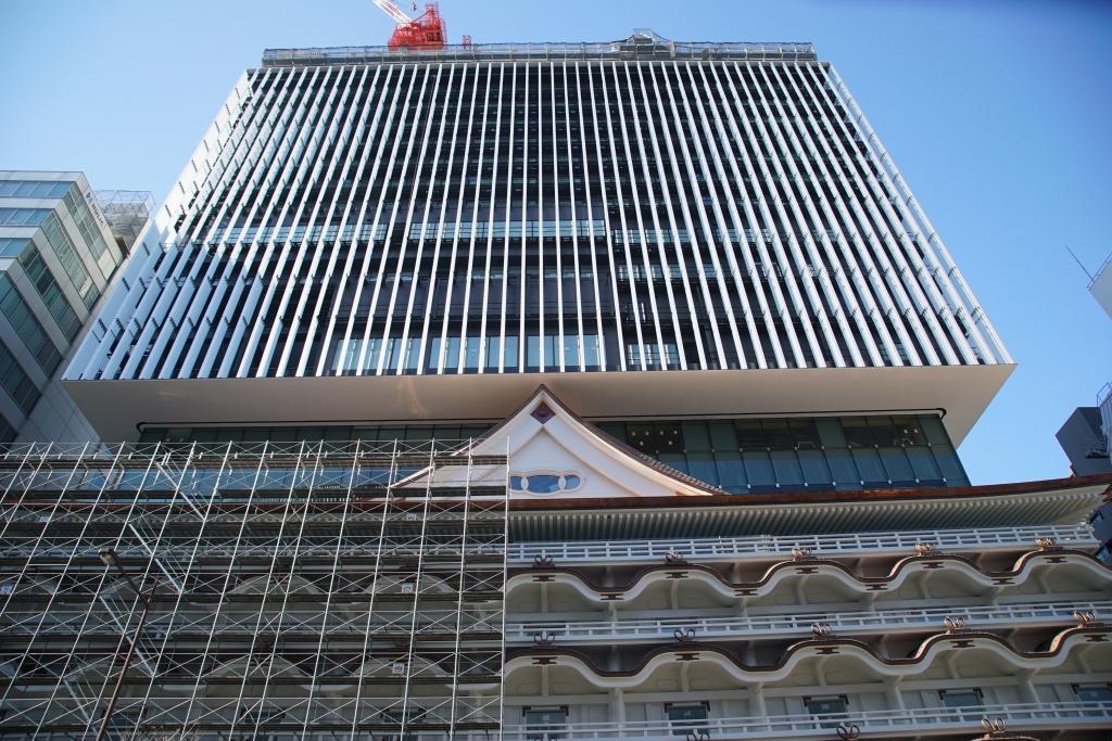 (株)ベルコが難波に建設する「ホテルロイヤルクラシック大阪」を見てきました【2019/01】
