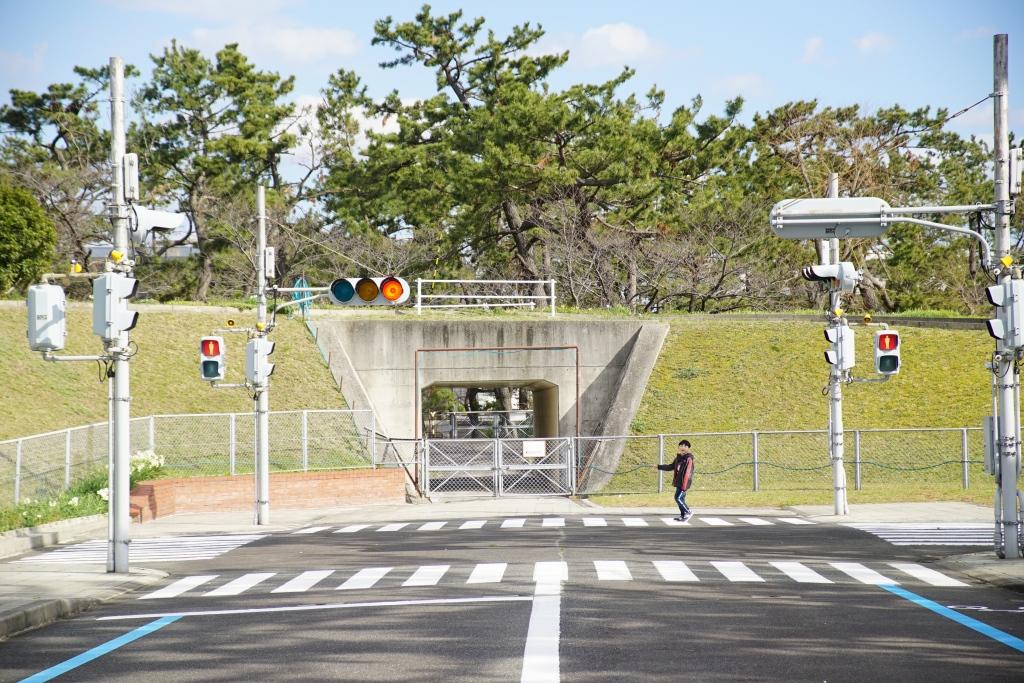 大阪で通りゃんせが聞きたい方へ。浜寺公園の「交通遊園」に行くと聞けますよ