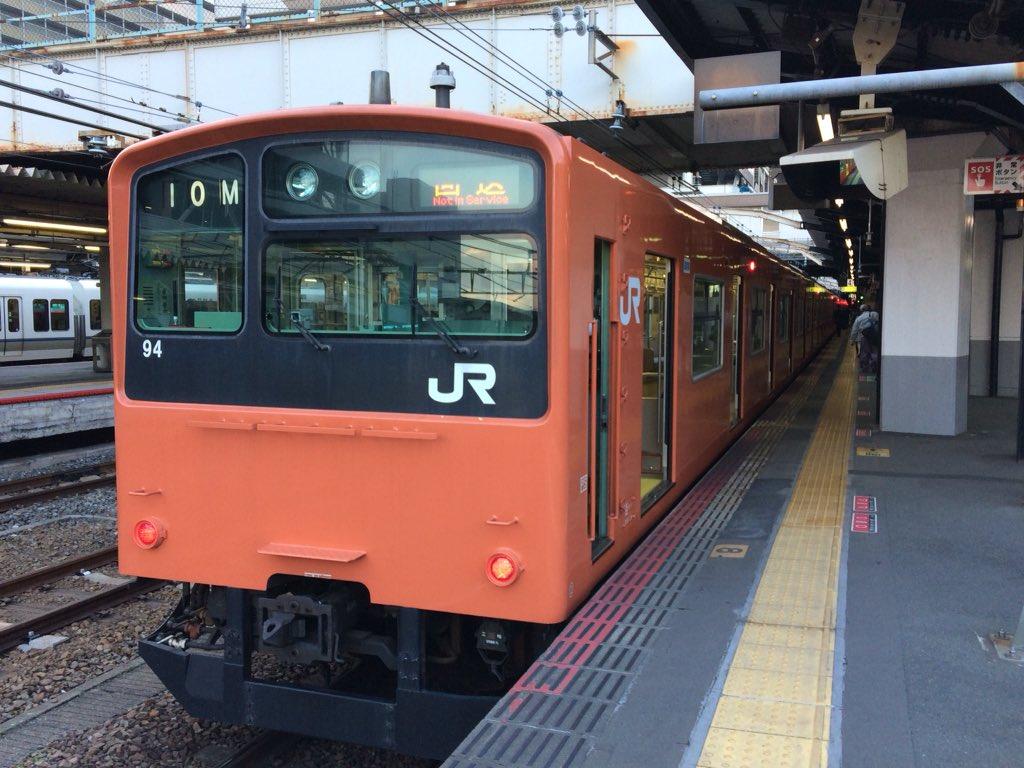 【速報】大阪環状線201系が6月に引退へ…323系に統一