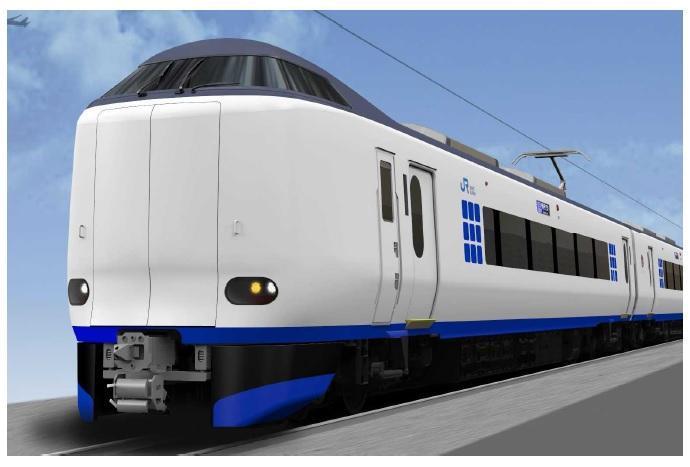 【JR西日本】新型はるか「271系」投入!2020年春頃からデビュー