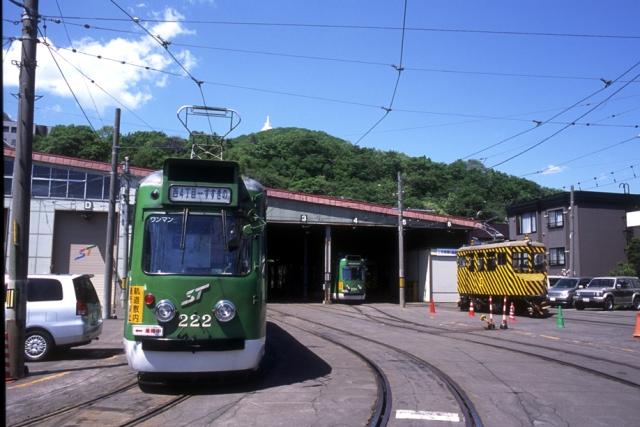札幌市電が上下分離方式を検討しているらしい