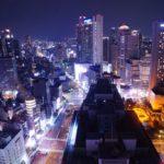 【寂れた穴場の梅田夜景スポット】大阪駅前第3ビル展望台