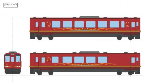 鉄道Youtuber「スーツ」さんの助言で秋田内陸縦貫鉄道が観光列車を設定へ