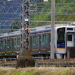 【南海】高野線の新型車両、8300系が22年ぶりに登場!