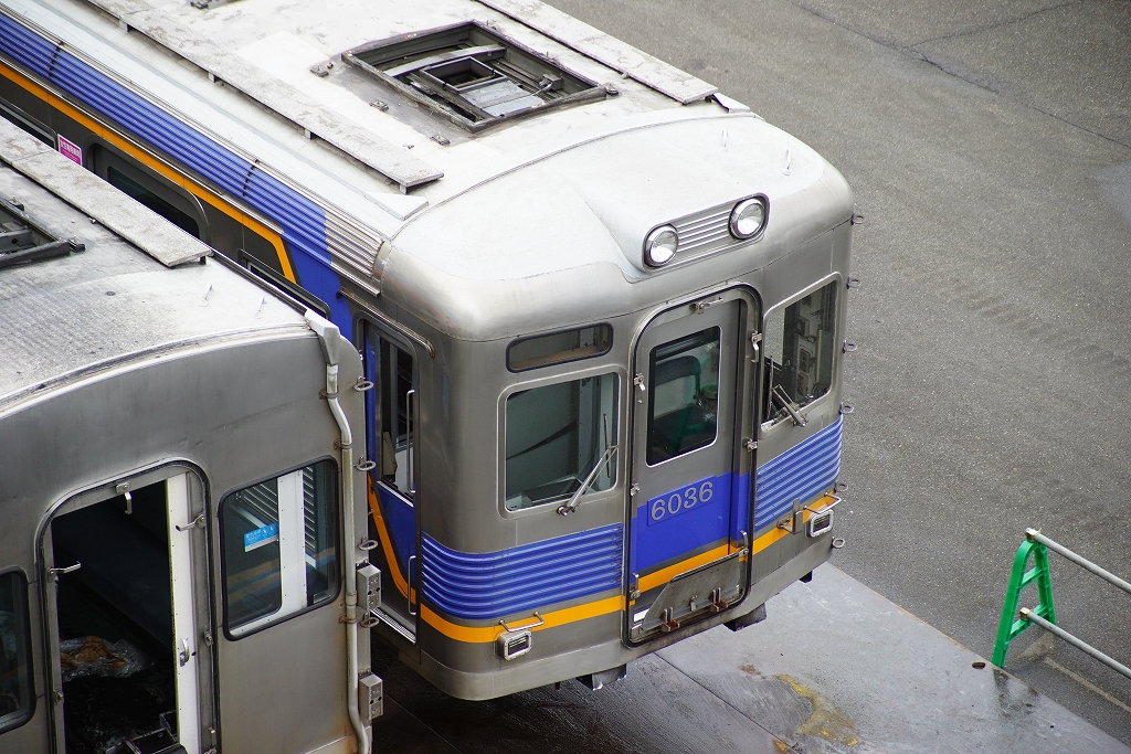 【南海】6000系が廃車開始…廃車1本目は6035Fに
