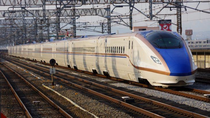 【JR東日本】北陸新幹線の暫定ダイヤ終了…3/14から運行本数を完全復旧へ