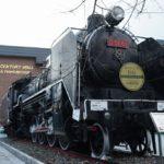 【さようなら】D51-51…嵯峨嵐山駅の蒸気機関車、まもなく解体開始