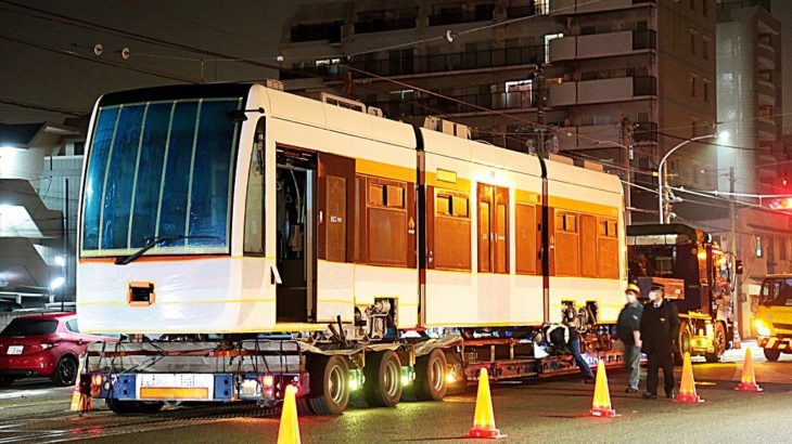 【阪堺】新形式は1101形で確定!3月28日から運行開始へ