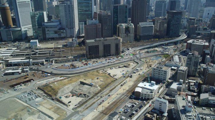 【JR西日本】「うめきた」新駅、「大阪駅」に統一!ラッチ内乗換通路も建設して2023年に開業へ