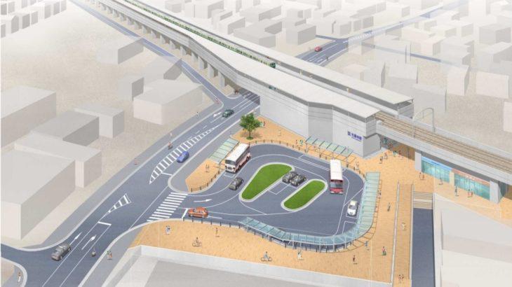 【京阪】香里園~枚方市の高架化事業がスタート!2029年完成予定