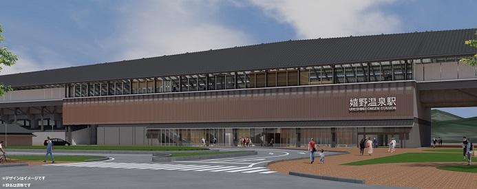 【西九州新幹線】新駅名は「嬉野温泉・新大村」に決定!仮称を引き継ぐ