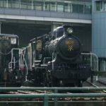 京都鉄道博物館の機関車、明日より「無限列車」へ変身!