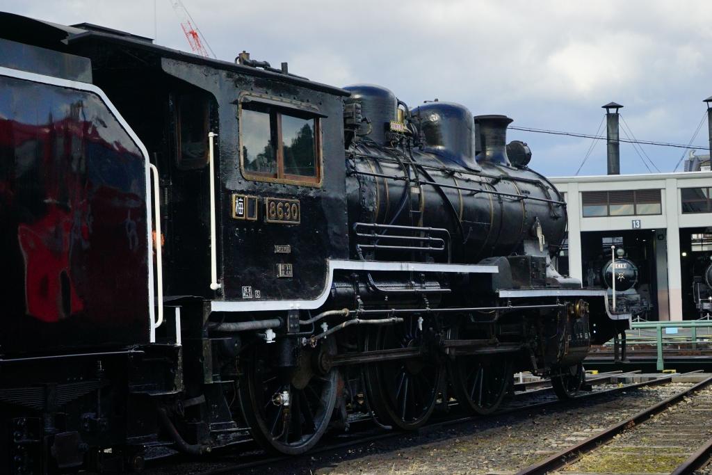 無限列車 8620形 京都鉄道博物館