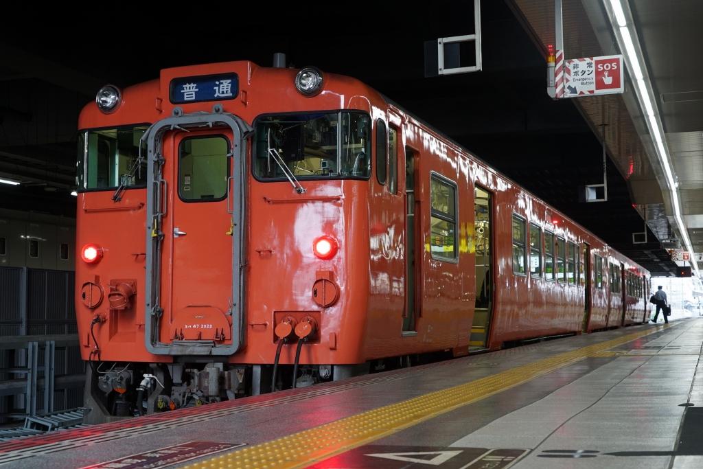 JR西日本の「廃止されるかもしれない」路線とは?