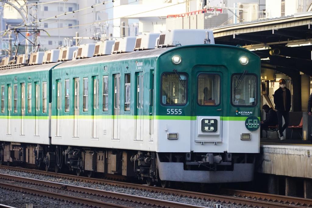 【京阪】さよなら5000系。引退イベントを開催へ
