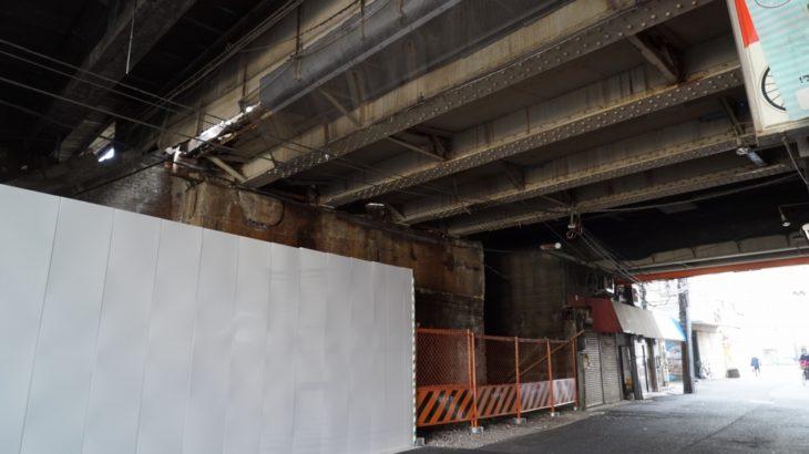 【近代建築?】新今宮ガード下の「権兵衛」が撤退した跡には…!