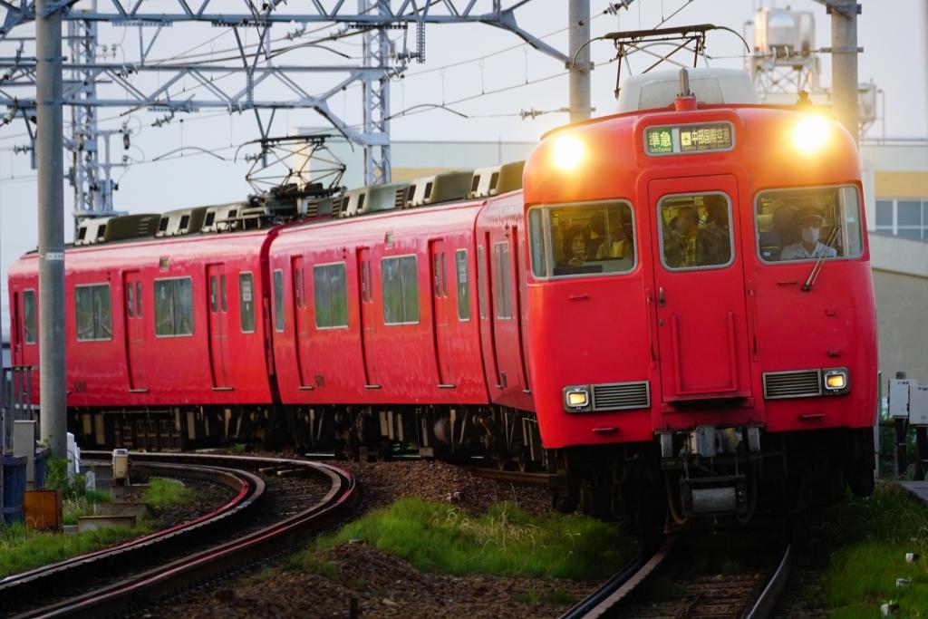 【名鉄】列車走行位置サービスや9500系12両増備など…設備投資計画を発表