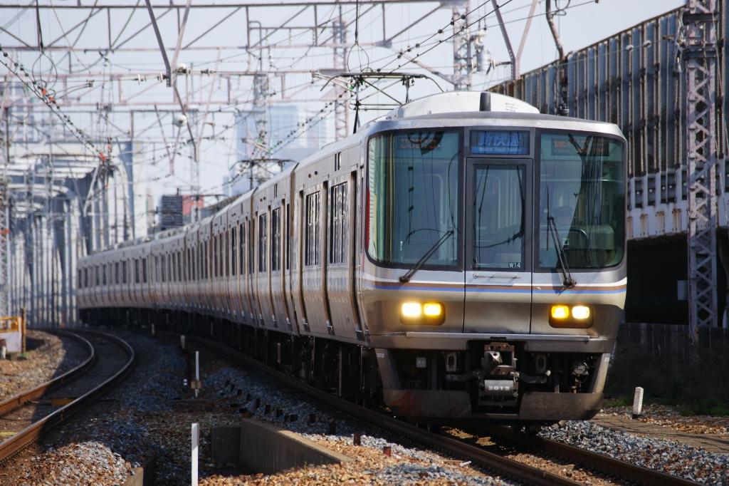 223系編成表(JR西日本・網干総合車両所所属)