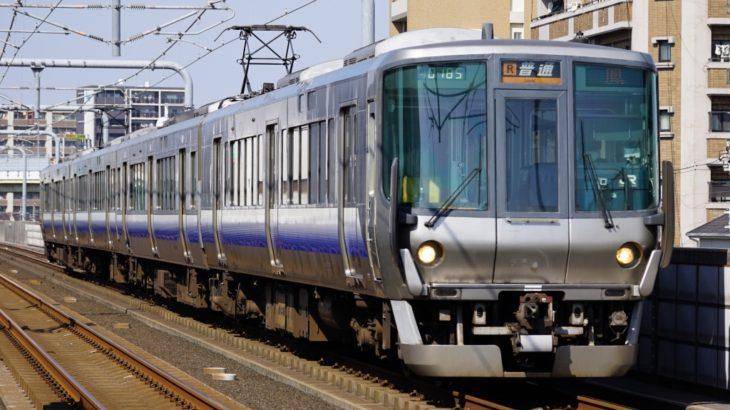 223系編成表(JR西日本・吹田総合車両所日根野支所所属)