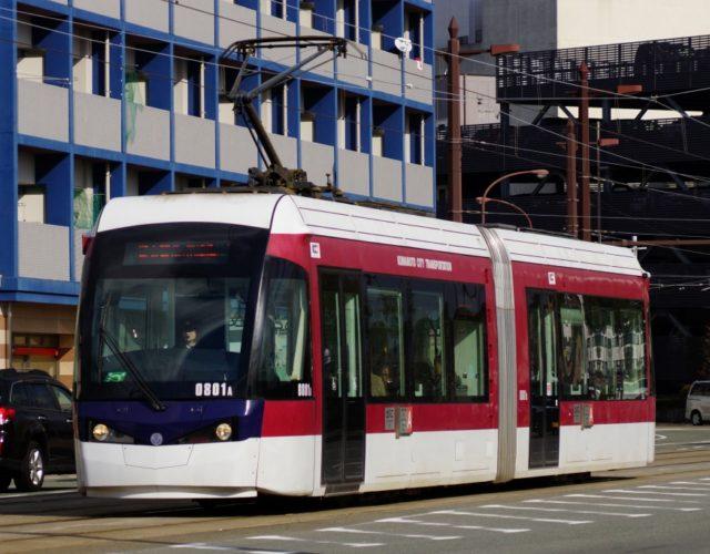 【熊本市電】新型車両を10編成導入へ!メーカーはどこになる?