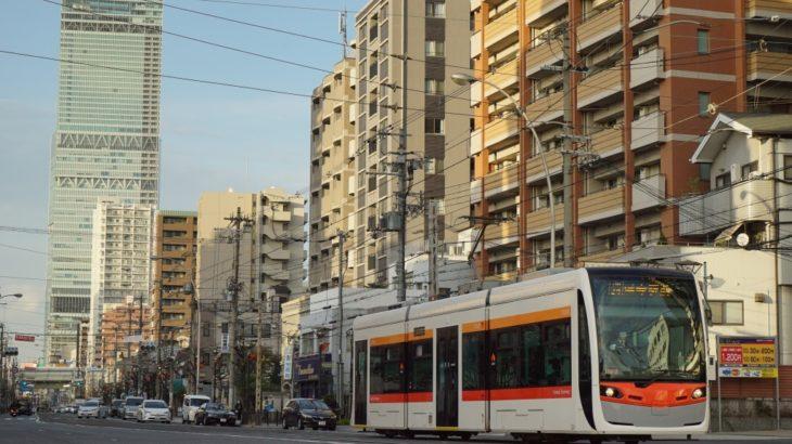 【阪堺】モ161形を追っかけできる!位置情報サービスがスタート