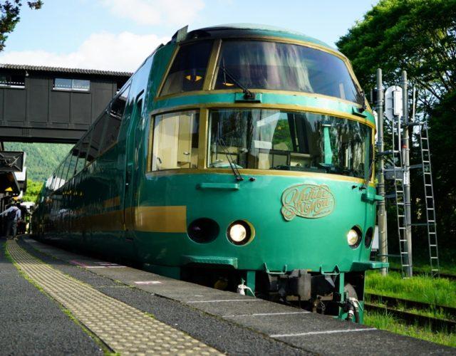キハ71系「ゆふいんの森」編成表(JR九州・直方車両センター所属)