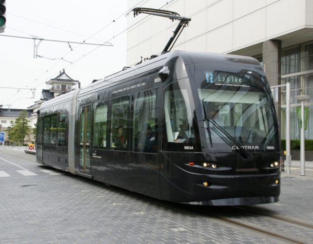 【富山地鉄】全国の交通系ICカードが路面電車でサービス開始