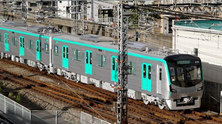 【速報】京都地下鉄の新車20系、試運転を開始!
